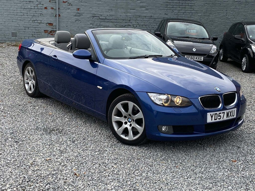 BMW 3 Series 2.0 320i SE Convertible 2dr